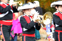Altamont Band Halloween Parade Effy 25-Oct-15